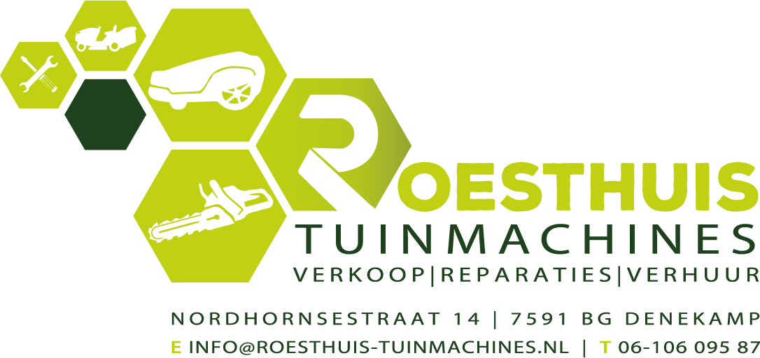 Roesthuis Tuinmachines